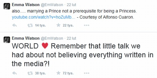 Twitter Emmy Watson