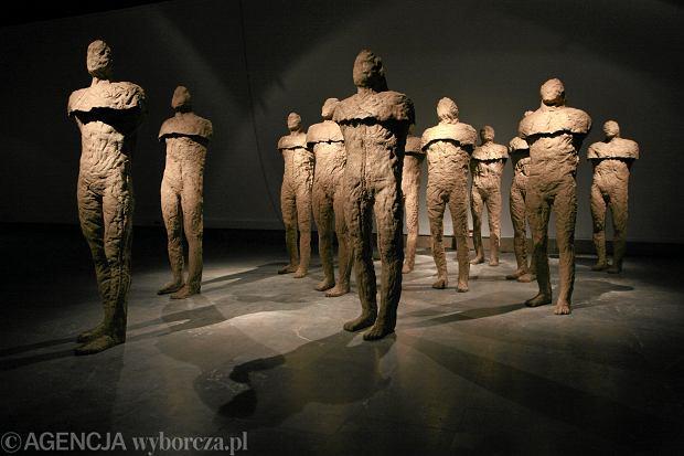 Zdjęcie numer 0 w galerii - Magdalena Abakanowicz nie żyje. Oto jej najważniejsze prace [ZDJĘCIA]