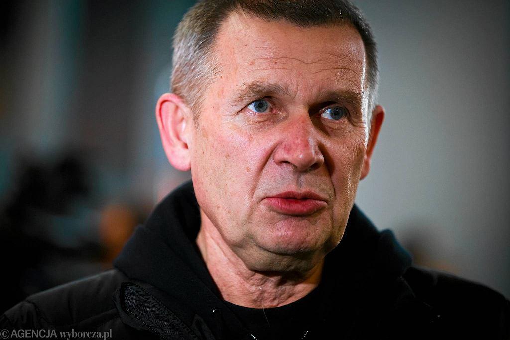 Piotr Dzięcioł - polski producent filmowy (m.in. 'Ida' i 'Pomiędzy słowami') i założyciel studia Opus Film / MAŁGORZATA KUJAWKA