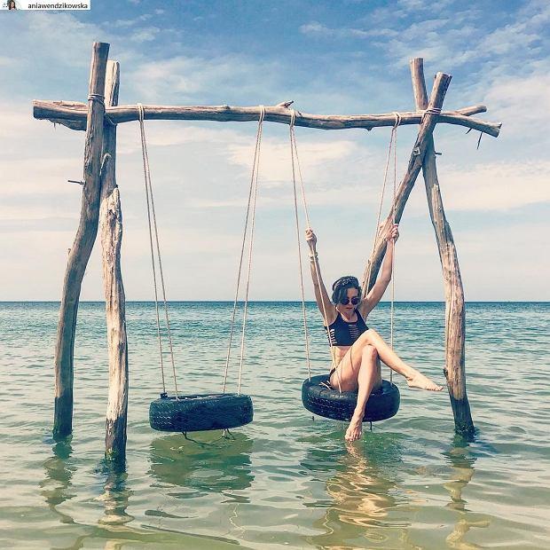 Zdjęcie numer 2 w galerii - Anna Wendzikowska na wakacjach w Wietnamie. Co za ciało! Nic dziwnego, że chwali się figurą