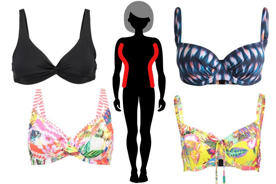 db9b65edf00d9b Idealne kostiumy kąpielowe dla dziewczyn o dużym biuście