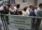 """""""85 pacjentów! Przecież tak się nie da!"""". Polaków portret w kolejce do lekarza"""