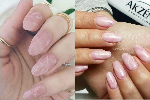 Instagramowe trendy zawsze są głupie? Te paznokcie są naprawdę ładne! [ZDJĘCIA]