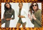 Styl safari - sprawdź, jak to się nosi. Gotowe stylizacje wyłapane z sieci