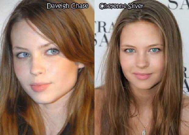 Daveigh Chase, Cheyenne Silver