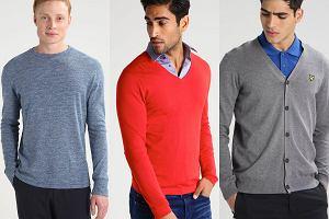Sweter zamiast marynarki - styl smart casualowy