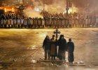Ukraina: t�umy zajmuj� siedziby w�adz w kolejnych miastach. Przedstawiciele w�adz uciekaj�
