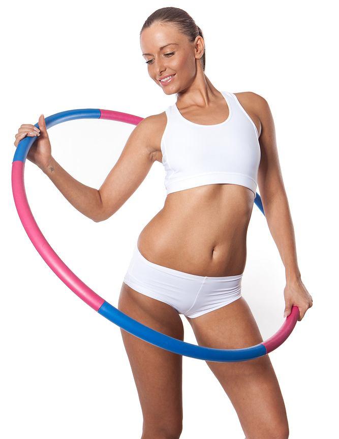 Wyzwanie hula hoop: smukła talia i mocny brzuch w 30 dni - Mangosteen
