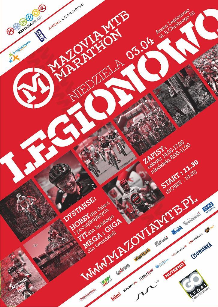 plakat Legionowo