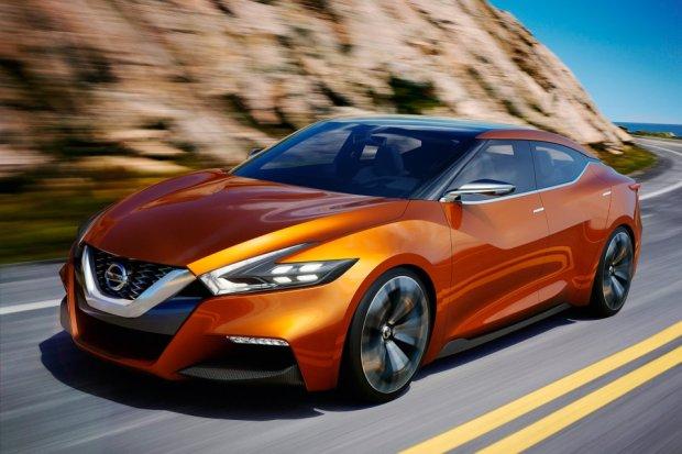 Salon Detroit 2014 | Nissan Sport Sedan Concept