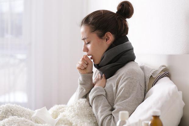 Zapalenie oskrzeli - objawy, diagnoza, leczenie