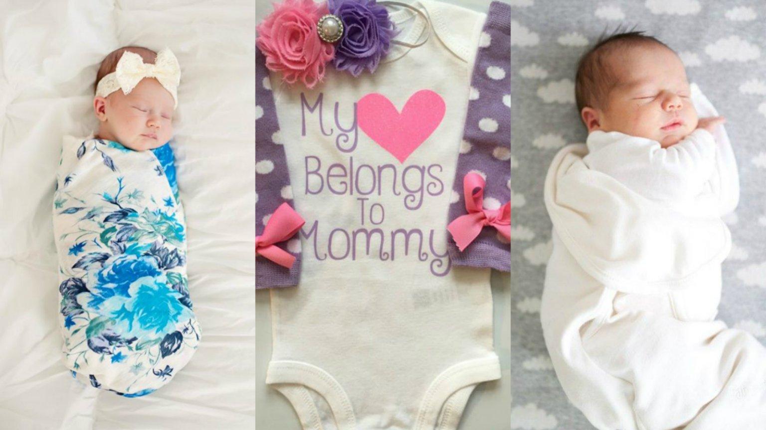 6258e704aa Jakie ubranka wybrać dla noworodka