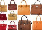 Eleganckie torebki w stylu Hermes Birkin - ponad 40 propozycji