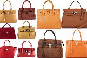 Eleganckie torebki w stylu Hermes Birkin - ponad 40 propozycji fbb0c912012
