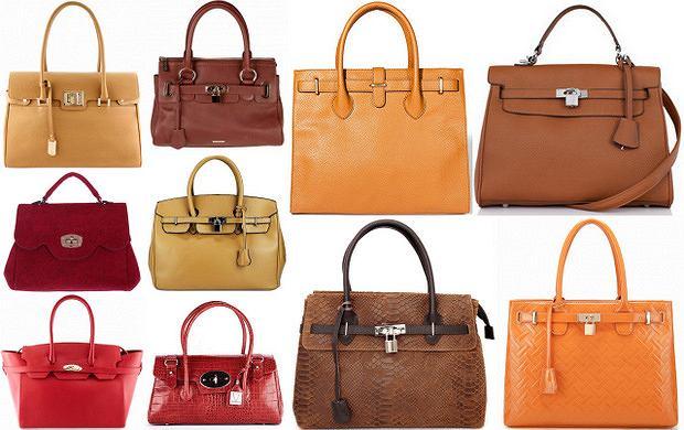 Eleganckie torebki w stylu Hermes Birkin - ponad 40 propozycji dd11c8c03ce