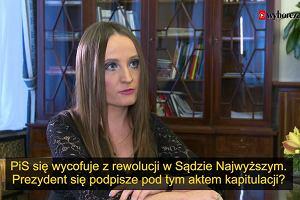 """""""Dla nas obecność w UE to polska racja stanu"""". Rzecznik prezydenta o kapitulacji ws. SN"""