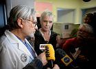 Przełomowa operacja w Olsztynie. Reakcja pacjentki w śpiączce była zaskakująca
