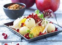 Pikantna sałatka owocowa - ugotuj