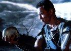 Filmy w filmach. Schwarzenegger w roli Hamleta, Julia Roberts i Bruce Willis jako para...
