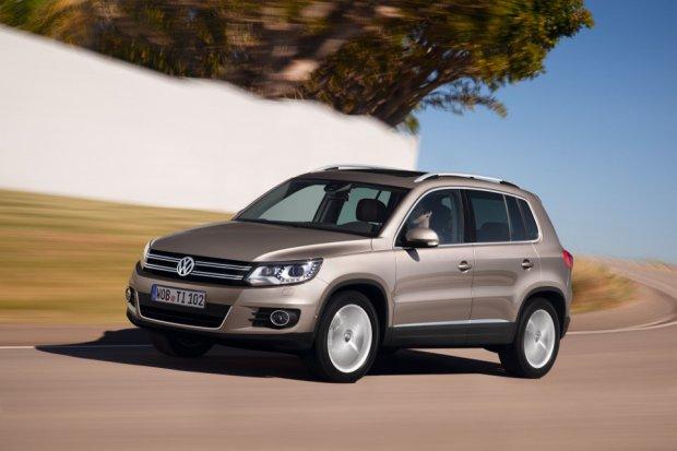 Volkswagen Tiguan | Nowe wersje specjalne