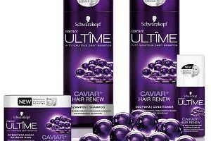 Schwarzkopf Essence Ultime Caviar+ Hair Renew. Kawiorowy eliksir młodości dla twoich włosów