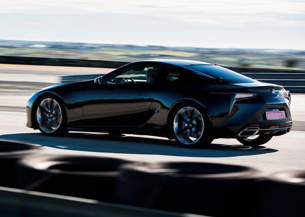 Lexus LC | Pierwsza jazda | Warto było czekać