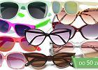 Okulary przeciws�oneczne do 50 z� - ponad 70 propozycji
