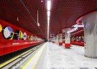 Pierwsza stacja drugiej linii metra przesz�a pomy�lnie kontrol�. Kiedy odbi�r pozosta�ych?