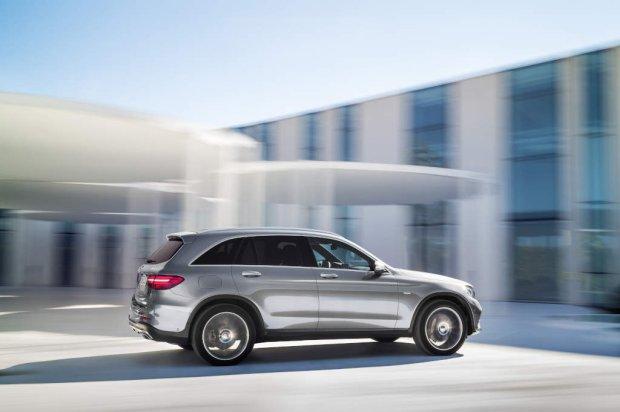 Mercedes | Elektryczna technologia EQ pod maską GLC