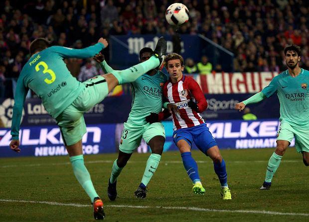 Barcelona dwóch prędkości w Pucharze Króla