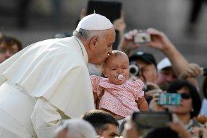 Papie� pozdrowi� Polak�w podczas pierwszej pa�dziernikowej audiencji