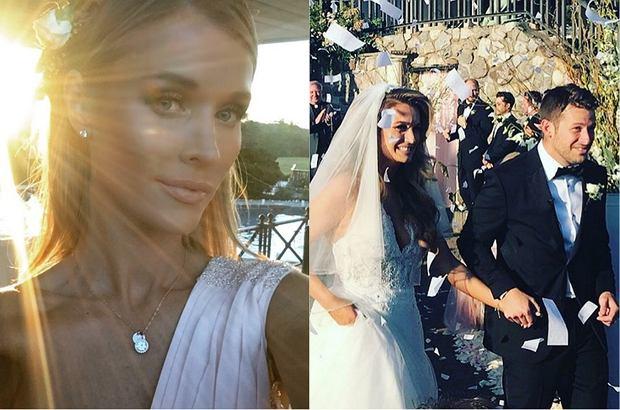Marta Krupa wyszła za mąż. Zdjęcia ze ślubu pokazała oczywiście starsza siostra. Było bajkowo!