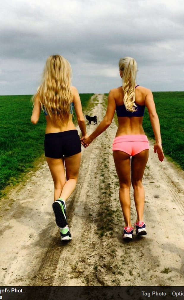 Ada i Aniela Bogusz