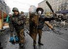 """Ukraina: majdanowcy pobili ochroniarzy unijnych ministr�w. Wzi�li ich za """"tituszk�w"""""""
