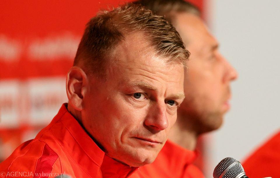 AKonferencja prasowa reprezentantow Polski na Euro 2016 we Francji