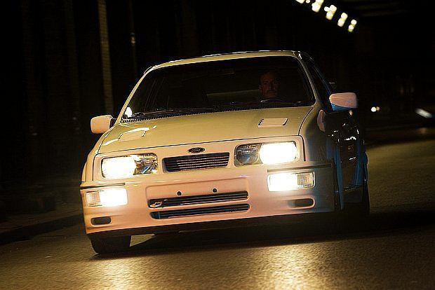 Wyprodukowano 5542 egzemplarze oryginalnej Sierry RS Cowsorth