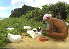 """Japończyk 29 lat żył na bezludnej wyspie bez wody i ubrań. Władze zmusiły go do powrotu, bo """"źle wyglądał"""""""
