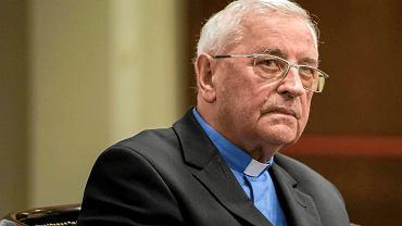 Biskup Tadeusz Pieronek skomentował film 'Kler'
