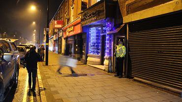 Aresztowania w Birmingham