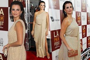 Penelope Cruz jak Angelina Jolie...? Nowy styl hiszpańskiej aktorki [ZDJĘCIA]