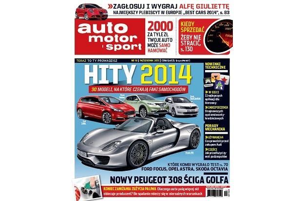Auto Motor i Sport 10/2013