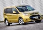 Ford Tourneo Connect - Test | Pierwsza jazda | Praktyczny i delikatny