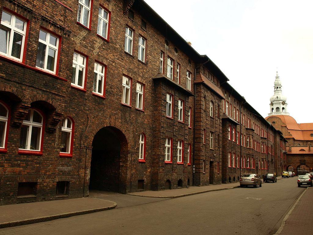 Ulica Św. Anny na Nikiszowcu / Fot. Christophorus ex Silesia, CC BY-SA 3.0 PL