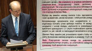 Minister Radziwiłł i krytyczna opinia ekspertów dot. Narodowego Programu Prokreacji