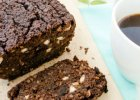 Ciasto czekoladowe z kaszy gryczanej i �liwek