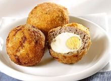 Scotch eggs - ugotuj
