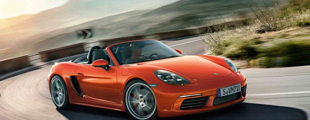 Porsche 718 Boxster | Ceny w Polsce | Między BMW a Mercedesem