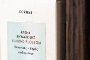 Nowa nawil�aj�ca linia kosmetyk�w greckiej marki Korres