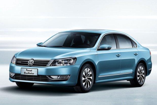Volkswagen Passat Chiny