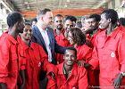 Wizyta Andrzeja Dudy w Etiopii, Andrzej Hrechorowicz/KPRP